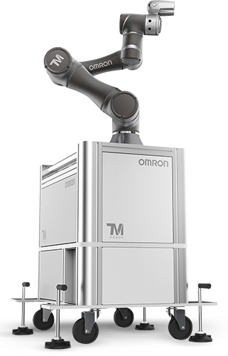 Omron Collaborative Robot Cobot Collaborative Robot Easy Mobility
