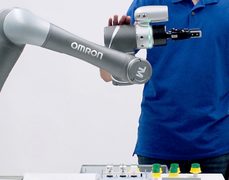 Omron Collaborative Robot Cobot Collaborative Robot Safety